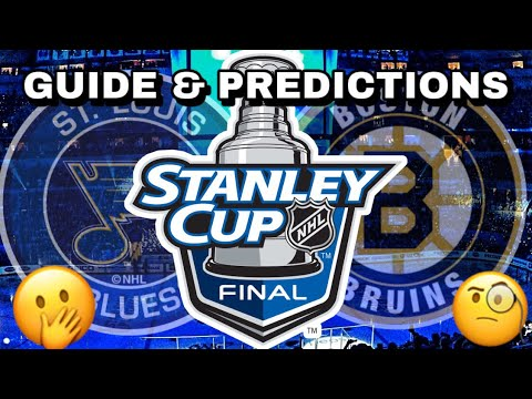Who do you guys have winning the cup? I'm betting bruins in 7