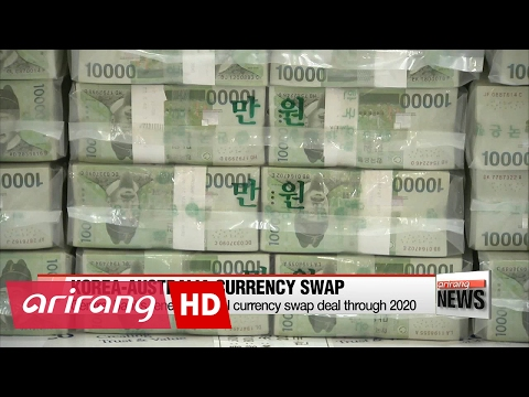 S. Korea, Australia extend currency swap deal to boost trade, stabilize markets