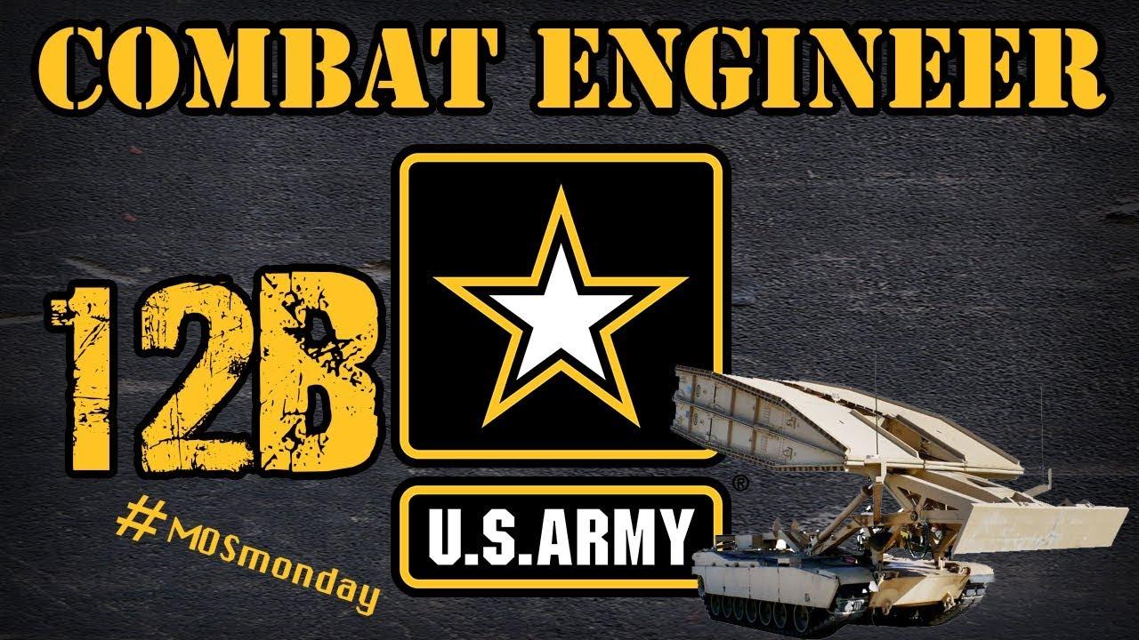 12B Combat Engineer - YouTube