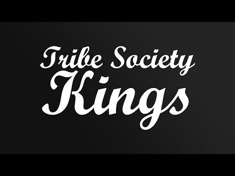 [LYRIC VIDEO] Tribe Society - Kings