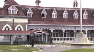 St. Paul's School, Darjeeling - School Song