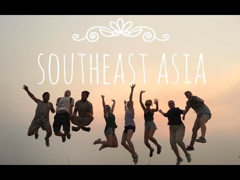 Southeast Asia 2016 Indochina Discovery Tour GoPro Hero 3+