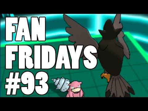 Wi-fi Battle Showcase! Angel - Fan Friday #93 Staraptor's Strength!