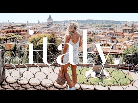 Italy Travel Diary! Ticking Things Off My Life List