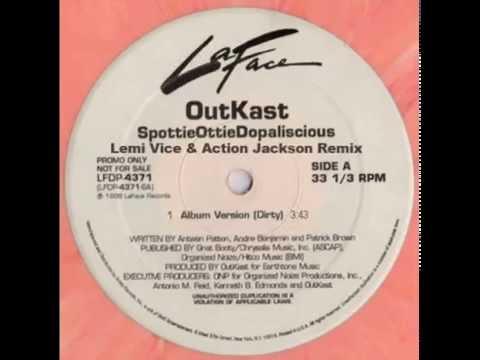 Outkast - SpottieOttieDopaliscious (Lemi Vice & Action Jackson Remix)