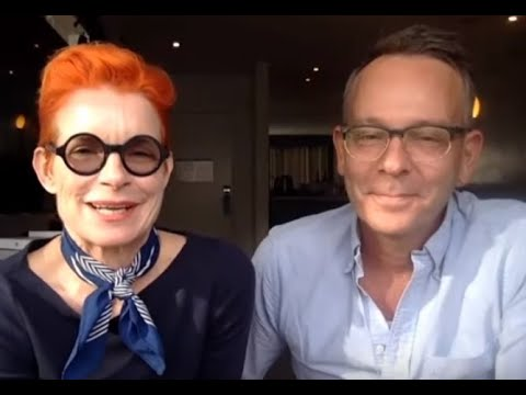 Costume designers Sandy Powell and Christopher Peterson ('The Irishman'): 'It's like a marriage; We don't agree on everything' [EXCLUSIVE VIDEO INTERVIEW]