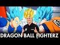 GAMEPLAY DE LANÇAMENTO DO DRAGON BALL FIGHTERZ NO EI GAMES!