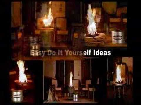 Campfire In A Can - Backyard Enthusiast Ideas