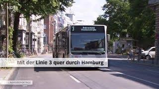 Die Nordreportage: Mit der Linie 3 quer durch Hamburg thumbnail