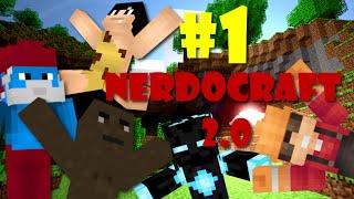 Nerdocraft 2.0 - Ep. #1 - I bei vecchi tempi!