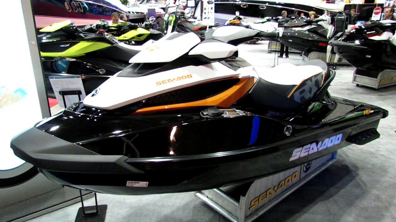 2013 Sea-Doo RXT 260 Ultra Performance Jet Ski ...