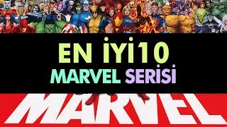 EN SEVDİĞİMİZ 10 MARVEL SERİSİ!!! (Türkçe Ciltler) Video