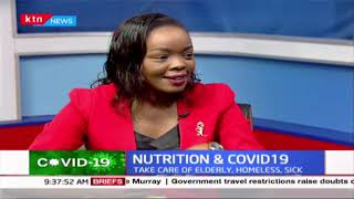 Nutrition and COVID-19: Facts about diet and Coronavirus | Part 2