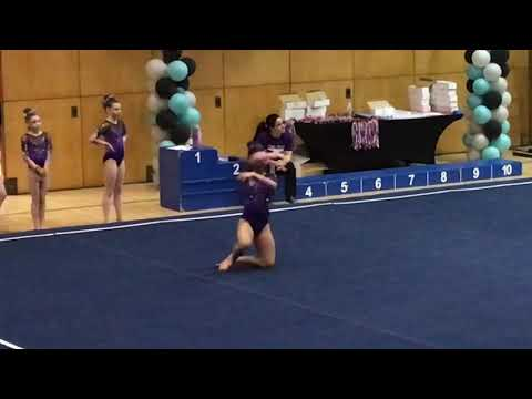 @TheBuffShow - Did You See Donna's State Gymnastics Routines?