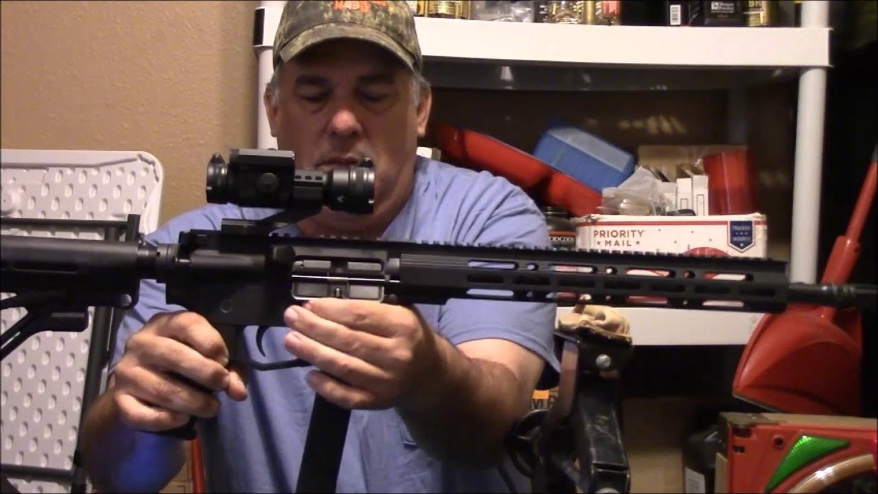 Gun Talk My Ar 15 In 40 Smith And Wesson