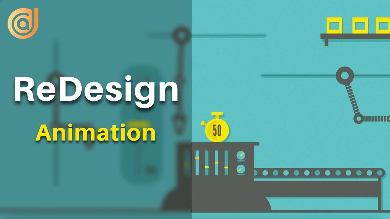 ReDesign: Animation (Slam Studio)
