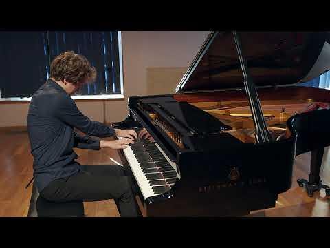 Busoni - Sonatina seconda -  Ivan Krpan