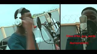 DAVIDO - Nwa baby beat || Tee Guy's Rap freestyle