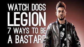 Watch Dogs Legion: 7 Hilarious Ways to Be an Utter Bastard