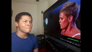"""PINK - 2018 Grammy's """"Wild Hearts Can't Be Broken"""" (REACTION)"""