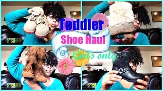 Kids  Shoe Haul  +Try On  // Laavasmom