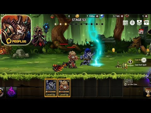 Skull Arena Idle RPG Gameplay | New Android Games November 2019