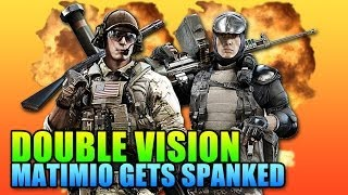 Battlefield 4 - Double Vision: ACE 21 Matimio Gets Spanked