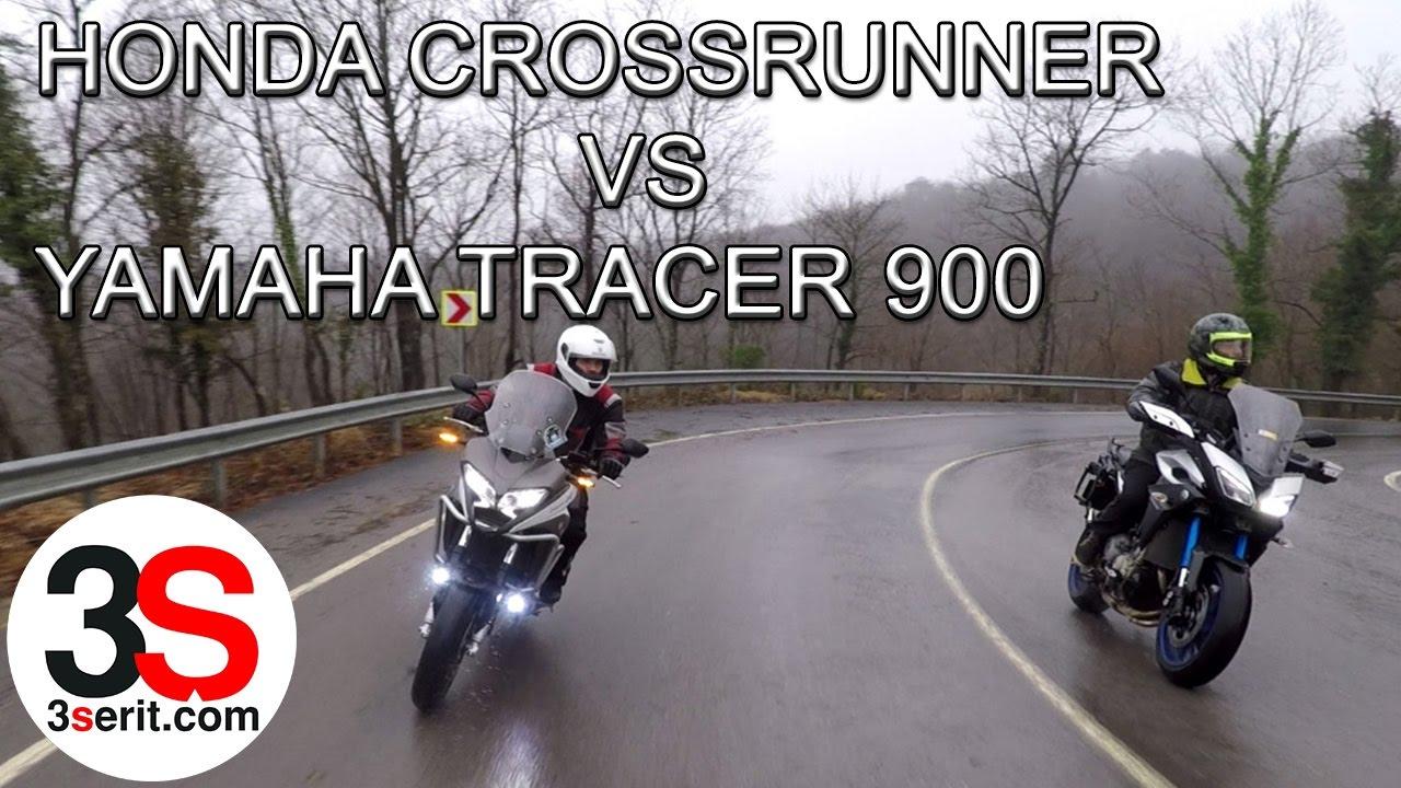 Honda Crossrunner Vs Yamaha Tracer 900 Motosiklet Karşılaştırması