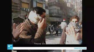 """"""" ذي وور شو"""" فيلم وثائقي عن جحيم الحرب في سوريا"""