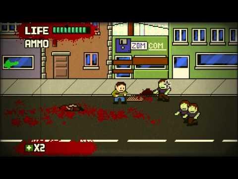 Dead Pixels - Lets Play Episode 1  