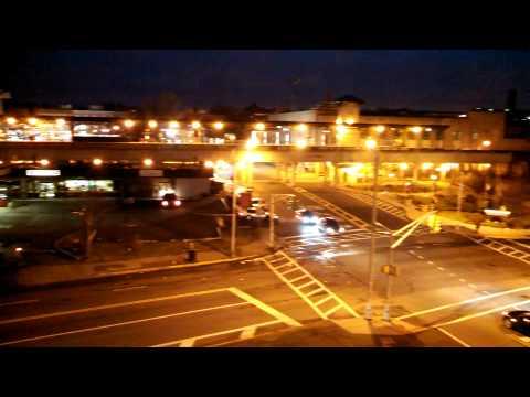 Motorola Droid RAZR M For Verizon - NIGHT TEST FOOTAGE 1080p HD