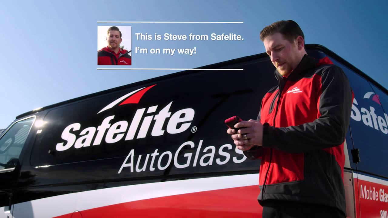 Lovely Mobile Windshield Repairs: On My Way Text U0026 Know Who To Expect | Safelite  AutoGlass