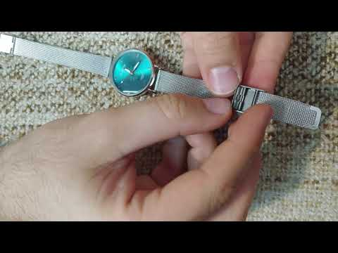 How To Adjust Metal Wrist Watch Band (Basic Tutorial)