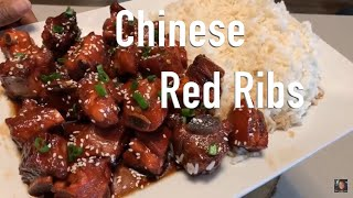 How to make Sticky Chinese Red Ribs