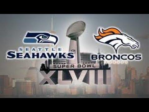 Madden NFL 25 - Super Bowl XLVIII 2014 - Seahawks Vs Broncos (HD)