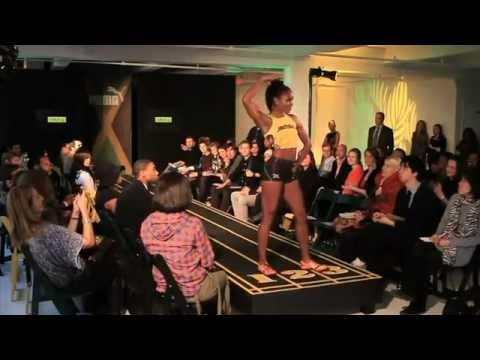 Cedella Marley @ Puma Fashion Show - Olympic Apparel for London 2012