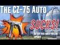 The CZ-75 Auto Nerf 2018