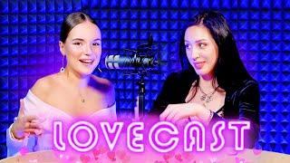 LOVECAST: Катя Клэп о ПОМОЛВКЕ с Женей, любви и романтике