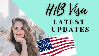 H1B visa latest news 🔥