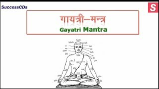 Gayatri Mantra Word By Word Meaning in Hindi