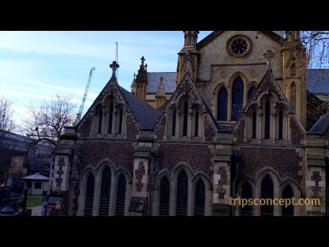 The Southwark Cathedral and Borough Market video walk from YouTube · Duration:  10 minutes 32 seconds