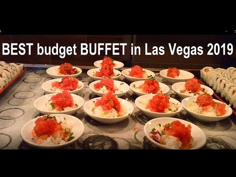 Best Buffet In Vegas 2019 BEST budget buffet in Vegas 2019 & how to get there easily from