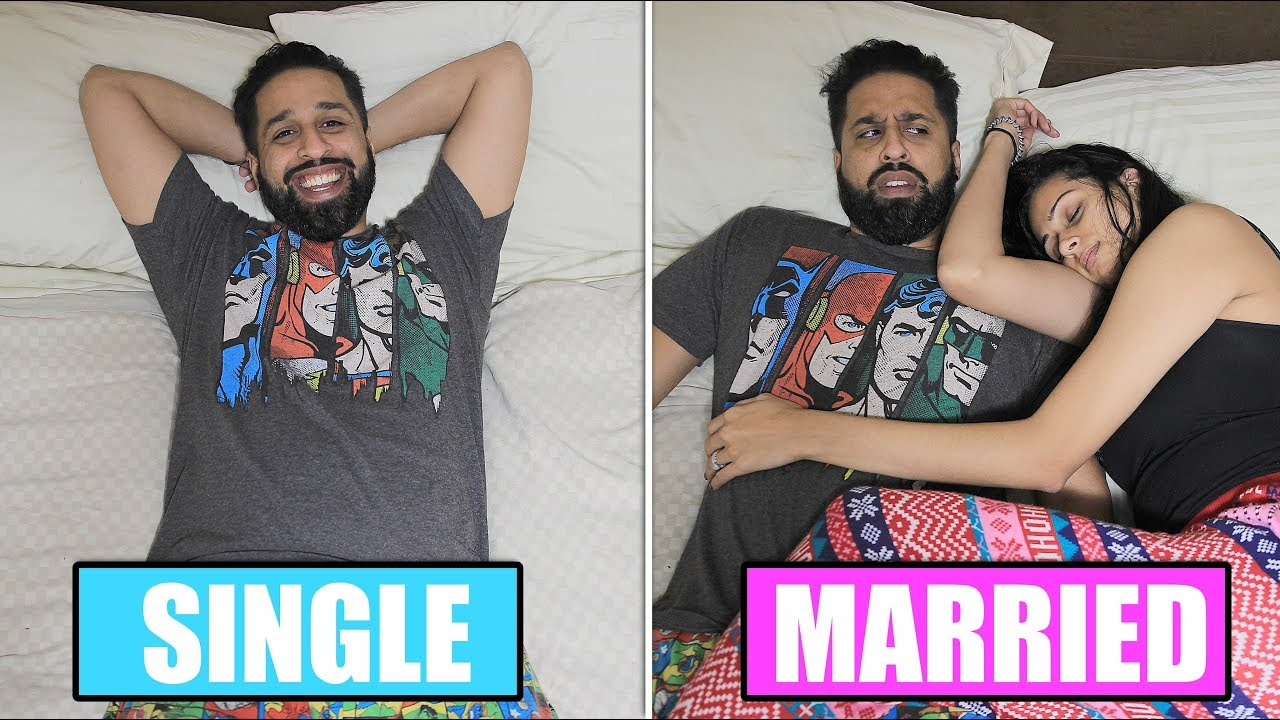 single vs married  what they didnt tell you