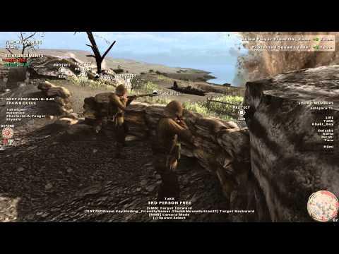 Rising Storm 硫黄島戦 旧日本兵でプレイ
