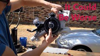 www dirtyshirt info water pump replacement 2005 dodge ram 1500 slt