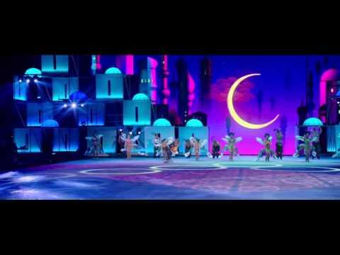 Ледовое шоу «Аладдин» в ОК «Лужники»