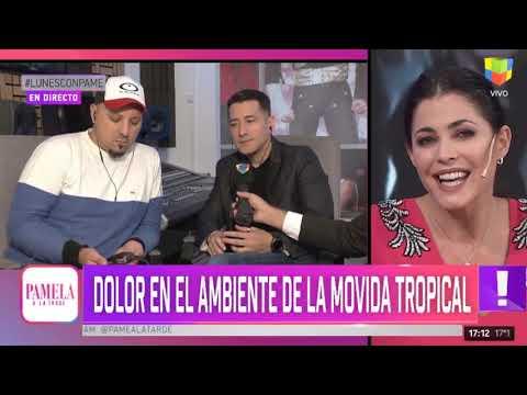 """""""Banana"""" de Los del Fuego: morir en el escenario - Pamela a la Tarde (20/05/2019)"""