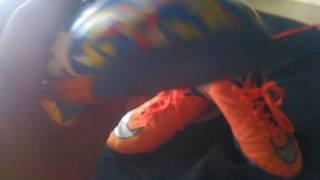 Mi colección de taquetes Nike y Charly y puma c478c16d9ca82