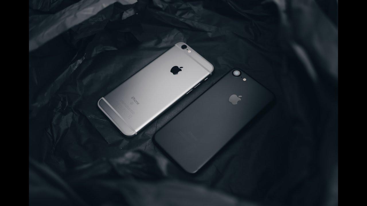 черный айфон 6s фото