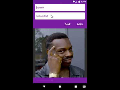 MEME Generator - Android App For Sale